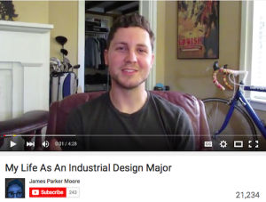 My Life As An Industrial Design Major