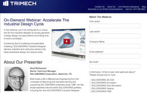 OnDemand Webinar Accelerate the Industrial Design Cycle