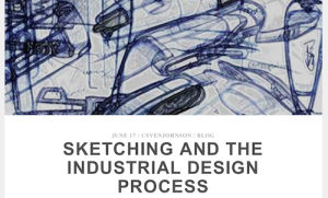 Sketching and the Industrial Design Process