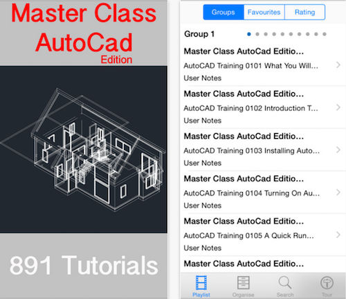 Master Class AutoCAD Edition