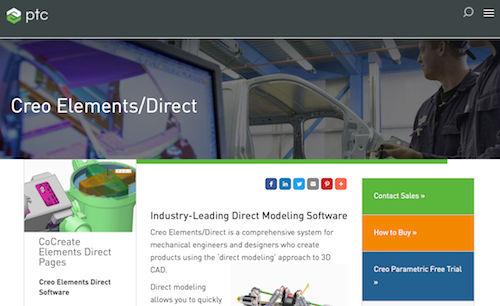 Creo Elements Direct