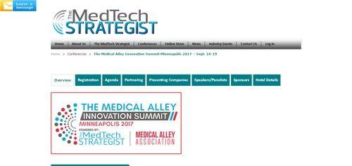 Medical Alley Innovation Summit