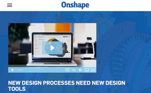 Onshape for Professional Design Teams