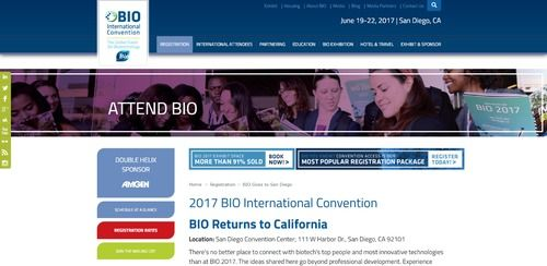 2017 BIO International Convention
