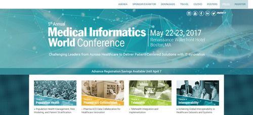 Medical Informatics World Conference 2016