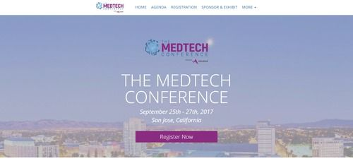 MedTech Conference 2017
