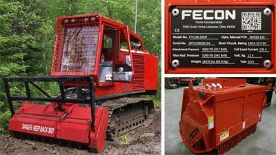 Fecon Machinery