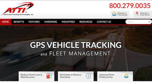 Advanced Tracking Technologies GPS Fleet Tracking and Fleet Management