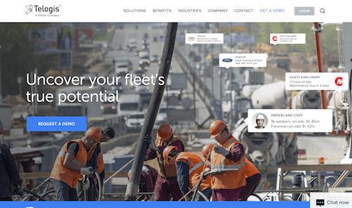Telogis Fleet Management Software
