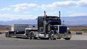 Commercial Peterbilt Truck