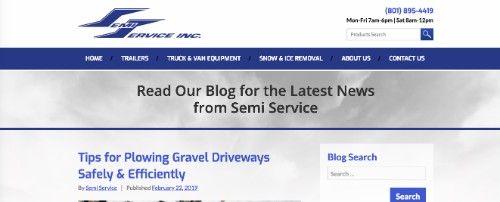 Semi Service, Inc. Blog