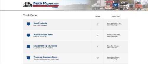 TruckPaper.com Forums