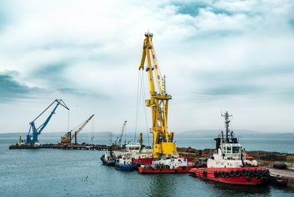 6 Benefits of Metalphoto®Control Panels for Offshore Marine Cranes