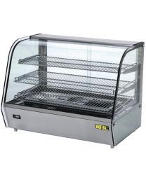 Buffalo warmhoudvitrine 160ltr