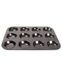 Vogue antikleef mini muffin bakplaat 12 vormen