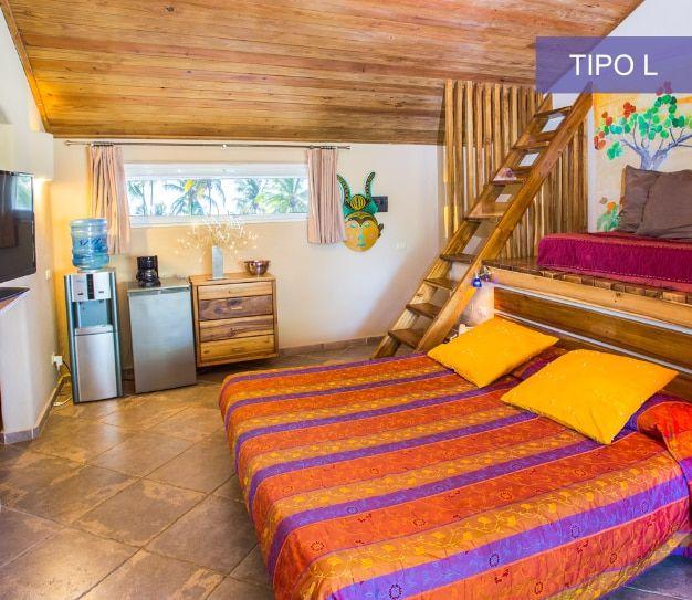 Hoteles en Las Terrenas - Hotel Alisei - L