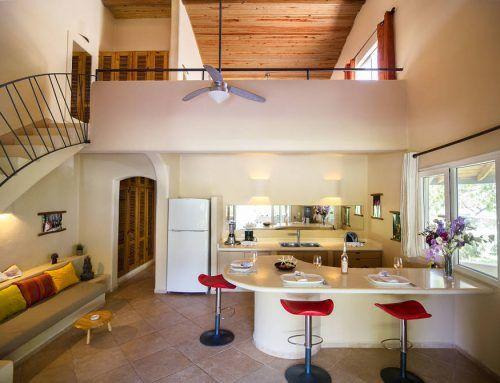 Tipo V: Villa con Mezzanine