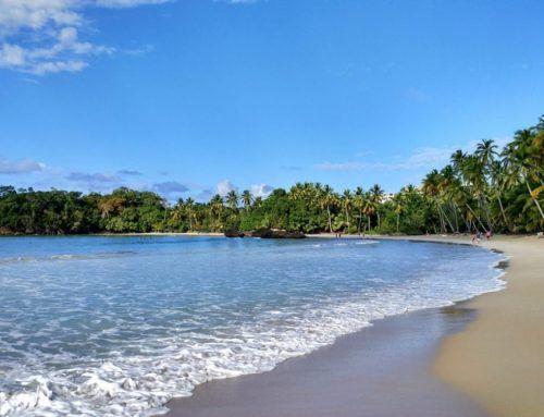 Playa Bonita, una belleza natural.