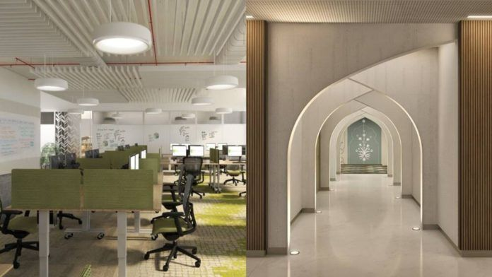 Microsoft Noida Center