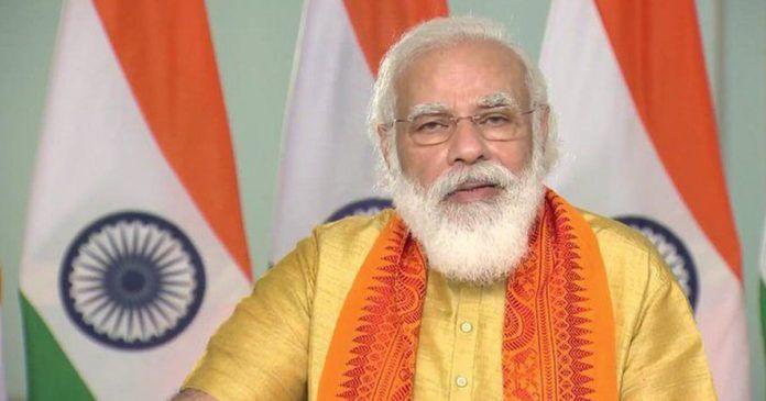 PM Modi on Defence Fabrication