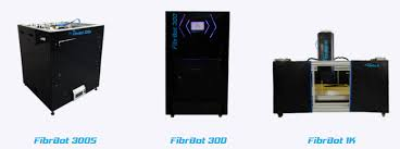 FibrBot 300s for empowering carbon fiber printing [Image Credit: Fabheads]