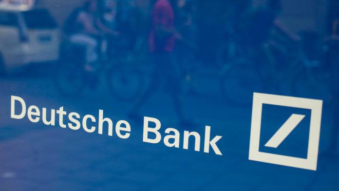 Deutsche Bank Mass Recruitment