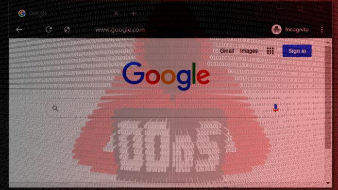 Google DDOS Attack 2017