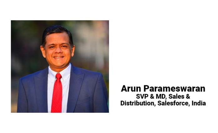 Arun Parameswaran New Sales Force MD
