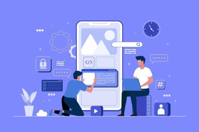 UI/UX mobile apps development