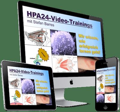 Die Heilpraktiker-Videolehrgänge auf verschiedenen Endgeräten