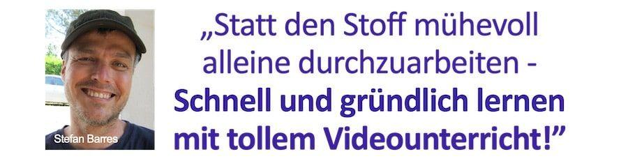 Notfallmedizin - Das Videotraining mit Stefan Barres