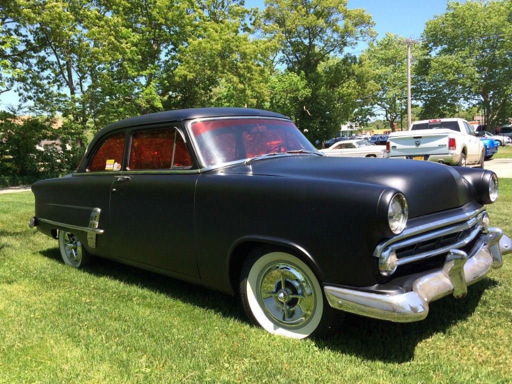 1953 Ford Mainline Business Coupe 50th Anniversary edition Hot Rod