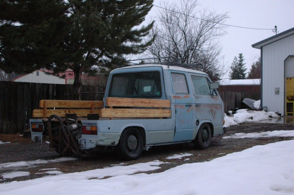 1980 Volkswagen Bus/Vanagon