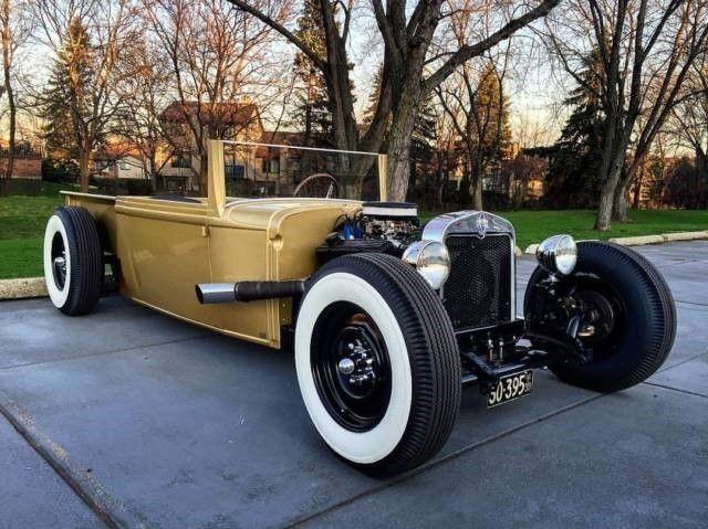 pristine 1930 Chevrolet Pickups Coupe hot rod