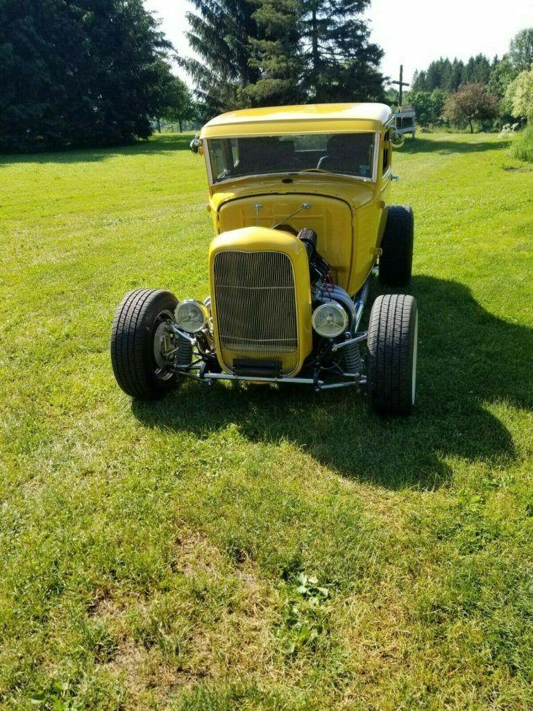 American Graffiti tribute 1931 Ford Model A hot rod