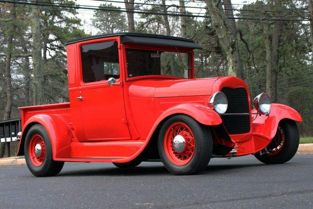 awesome 1929 Ford Model A hot rod
