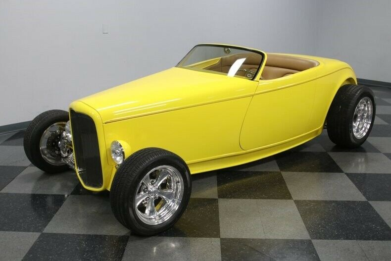 1932 Ford Roadster Boydster Custom Hot rod [built by the legends]