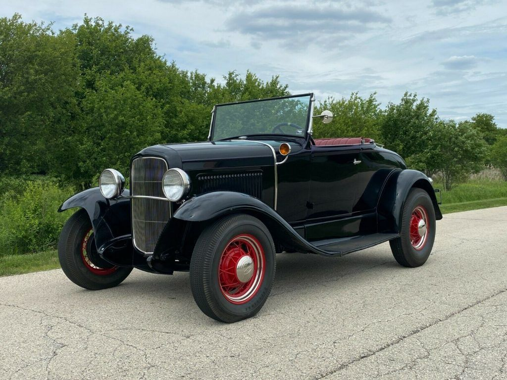 1930 Ford Model A Roadster Hot Rod [fully restored]