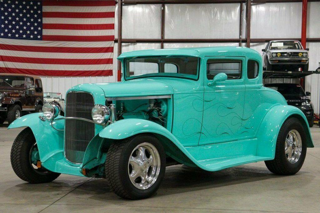 1930 Ford Model A Hot Rod [Corvette powered]