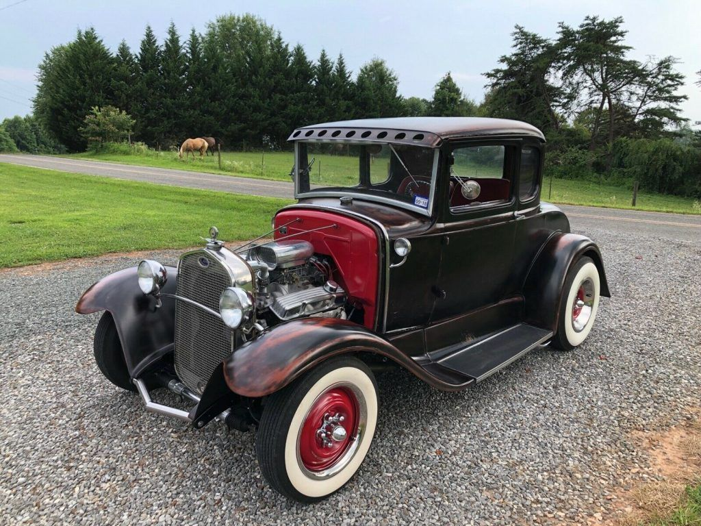 1930 Ford Model A Hot Rod [low miles on build]