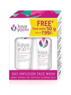 Oxy-infusion Face wash 100g + 50g Free