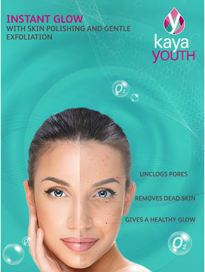 Oxy-Infusion Face Polishing Scrub (100 gm)