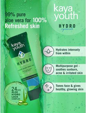 Hydro Replenish Light Aloe Vera Gel (100 gm)