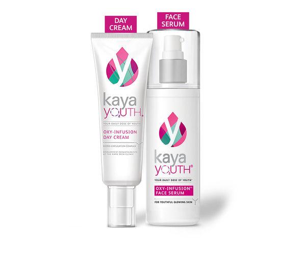 Glow Essentials Day Cream + Face Serum