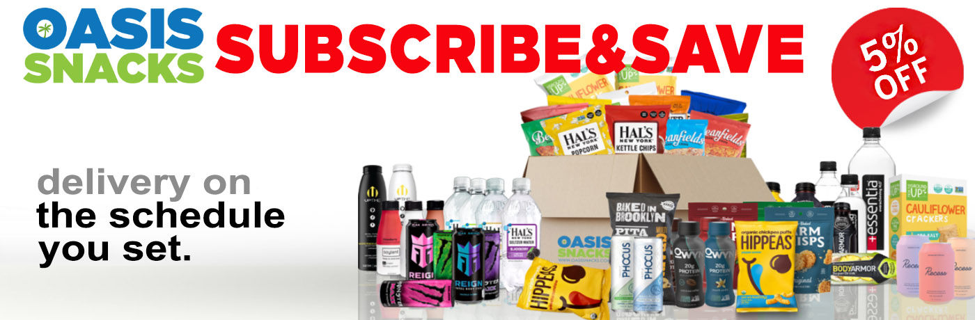 Oasis Snacks Subscription