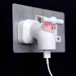 Power Tap Wall Charger