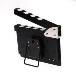 Clapperboard Directors Digital Alarm Clock