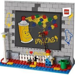 LEGO Classic Picture Frame Photo Frame