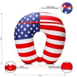 Traveler's Pick Travel Pillow