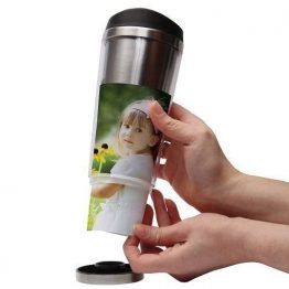 DIY Photo Stainless Steel Travel Tumbler